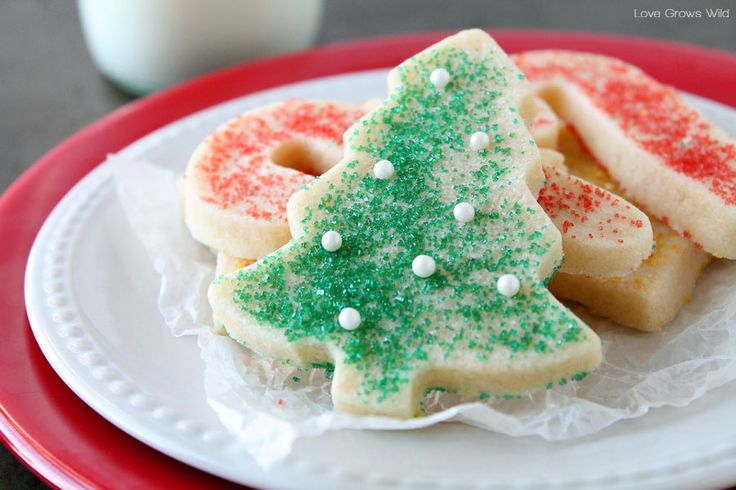The BEST cut-out sugar cookies, with almond and vanilla flavoring ( recipe includes helpful tips).