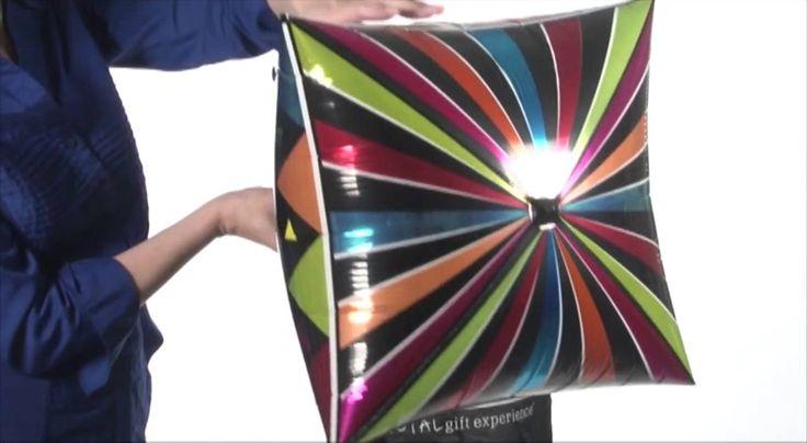 How to Inflate Diamondz™ Balloons #burtonandburton