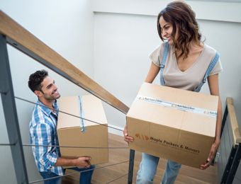 Consult @MaplePackersandMovers for household @relocation services and get ready to start the new phase of life at the new town while staying away of different kinds of hassles.