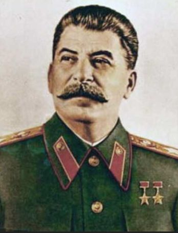 Joseph Stalin was the dictator of the USSR from 1923 to 1953. Like Hitler, he ruled with terror and many of his citizens died from his harsh reign. During World War II, he fought on the Allied side and wanted to defeat Germany. In 1942, his army won the Battle of Stalingrad, which resulted in a huge turning point of the war. This gave him the chance to move his troops into Eastern Europe.