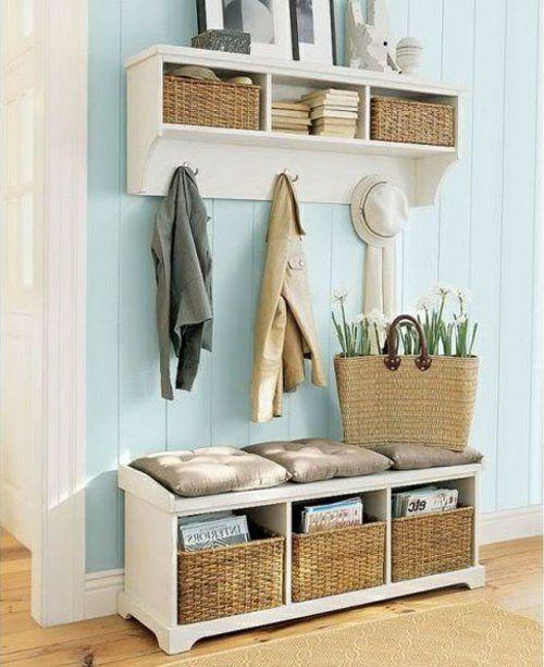 die besten 25 garderoben ideen auf pinterest flur speicher schuhschrank und windfang. Black Bedroom Furniture Sets. Home Design Ideas