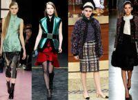 юбка модные тенденции 2016 10