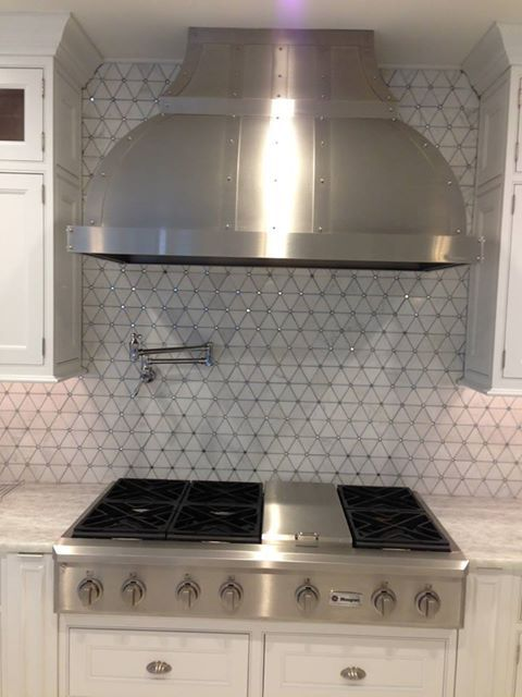 Check out this amazing hood  VentAHood Kitchens