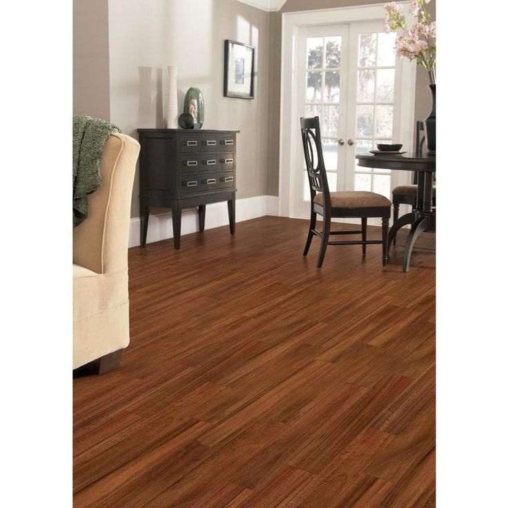 Home Legend Hand Scraped Tobacco Canyon Acacia In W X Varying Length Click Lock Hardwood