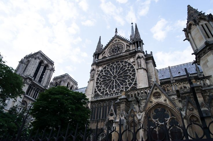 Notre Dame Paris | France | church | travelling | europe |