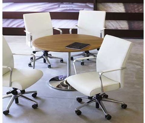 Keilhauer's Vanilla seating is an executive task or boardroom chair, with timeless design that enables it to fit into any environment with ease and grace.
