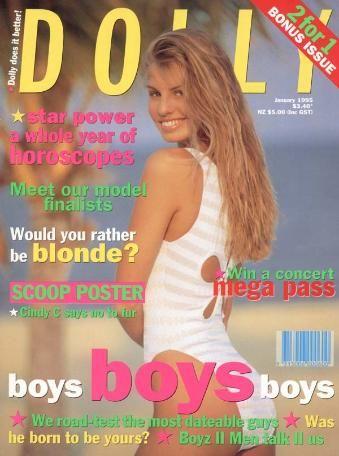 Krissy Taylor - Dolly