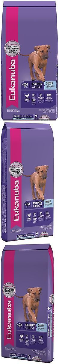 Dog Food 66780: Eukanuba Lifestage Formulas Dry Puppy Food Puppy Large Breed 33 Lbs -> BUY IT NOW ONLY: $43.65 on eBay!