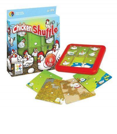 SMART GAMES Chicken Shuffle Logic Challenge