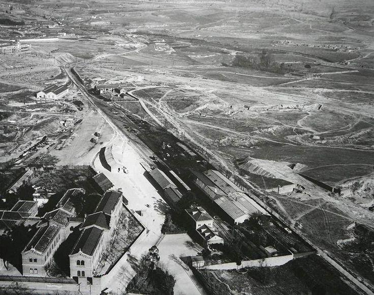 Estación del Niño Jesús MADRID 21.09.1935 , archivo APG