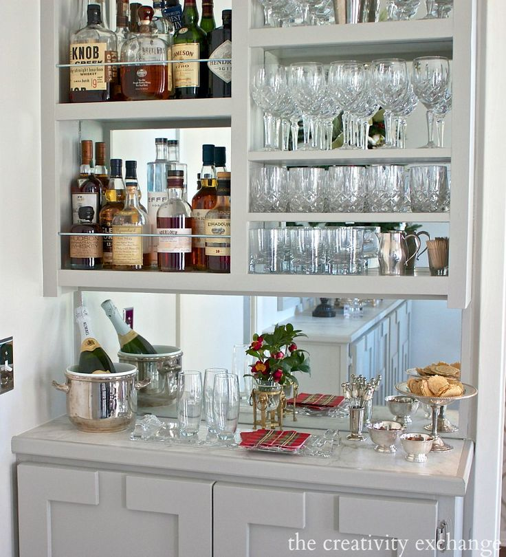 25 best ideas about built in bar on pinterest coffee bar built in basement kitchen and wet - Bar built into wall ...