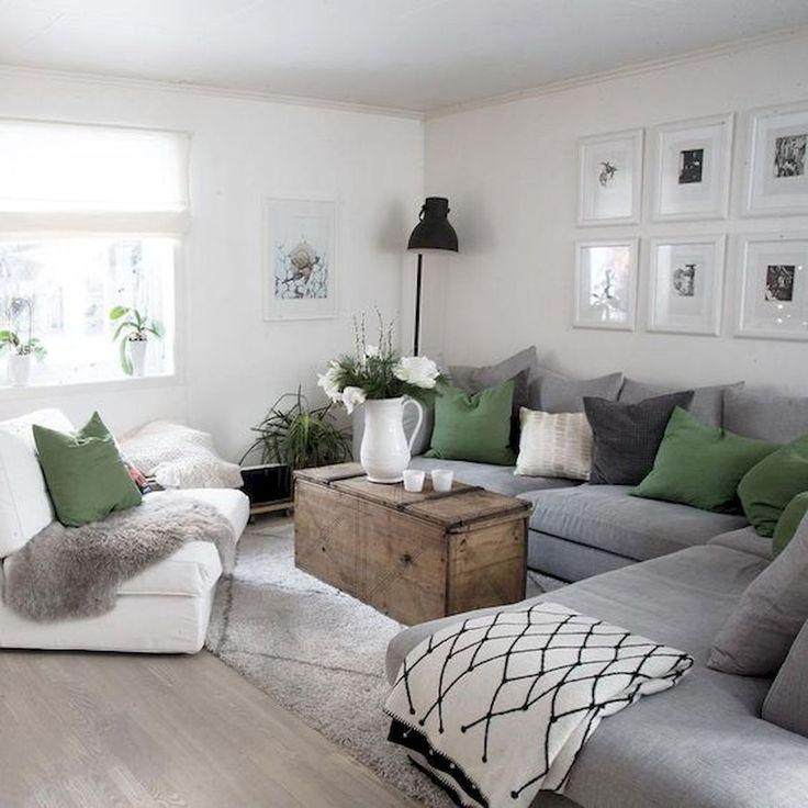 80 Elegant Furniture For Modern Farmhouse Living Room Decor Ideas