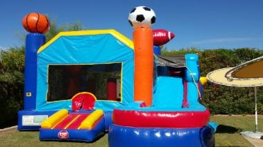 sports combo bounce house rentals AZ