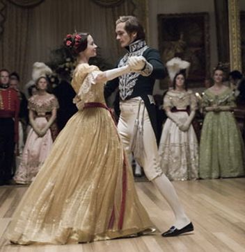 The Young Victoria...I would die happy if I got to wear just ONE of Emily Blunt's costumes from this movie.