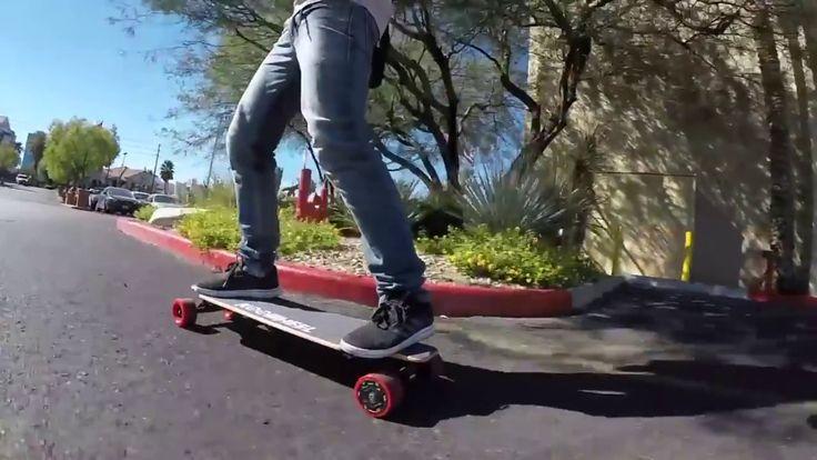Koowheel D3M Longboard Electric Skateboard with bluetooth remote control