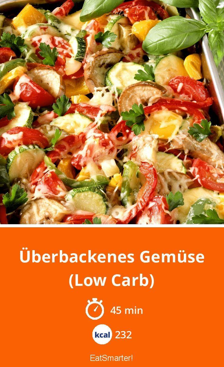 Légumes gratinés (faible teneur en glucides)   – Kochen
