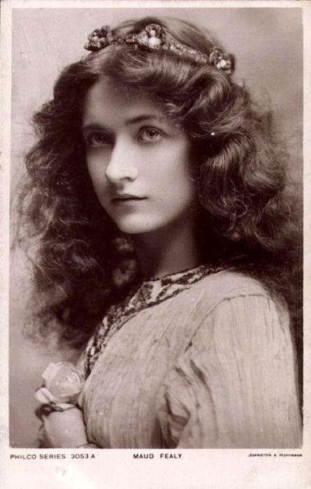 edwardianpromenade:  — Maud Fealy, American actress (1900s)