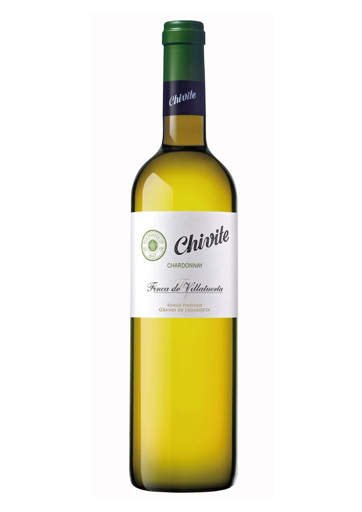 chivite-finca-de-villatuerta-chardonnay  This wine is made from a selection of the best Chardonnay grapes, its exclusive winemaking process -aged on its lees and partially fermented in barrel, results on a textured, fresh and complex wine, enhances the aromatic expression of this variety and allows a long ageing capacity in the bottle. http://www.restaurantecalmachicha.com/ingvinos.html