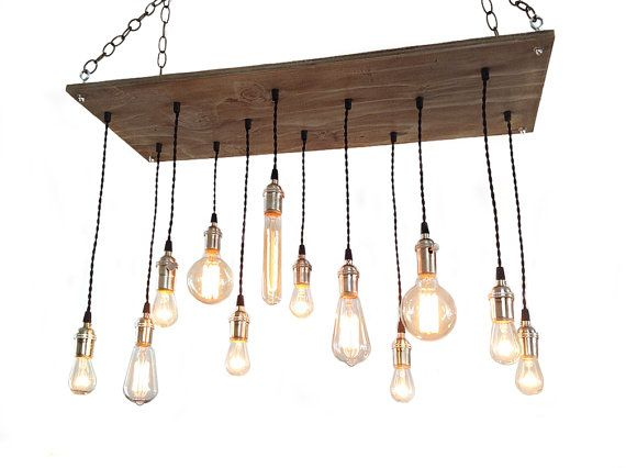 Hey, I found this really awesome Etsy listing at https://www.etsy.com/listing/190759972/urban-chandelier-industrial-lighting-12