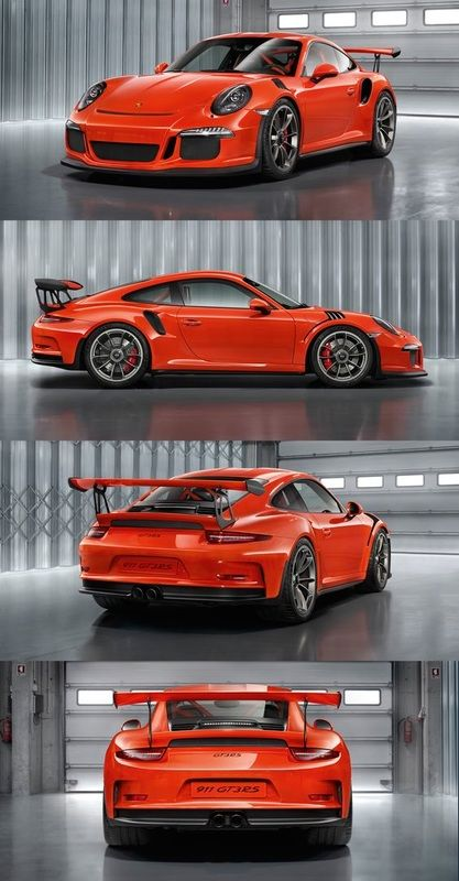 """2017 Porsche 911 GT3 RS"" Pictures of New 2017 Cars for Almost Every 2017 Car Make and Model, Newcarreleasedates.com is…"