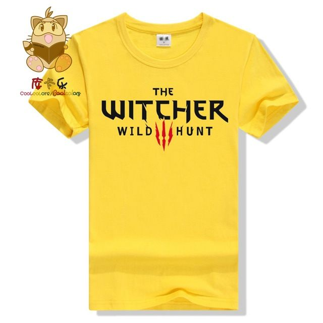 Check it on our site Hot game fans t shirt The witcher wild hunt high quality cotton t shirt for boyfriend gamer t shirt ac158 just only $10.99 with free shipping worldwide  #tshirtsformen Plese click on picture to see our special price for you