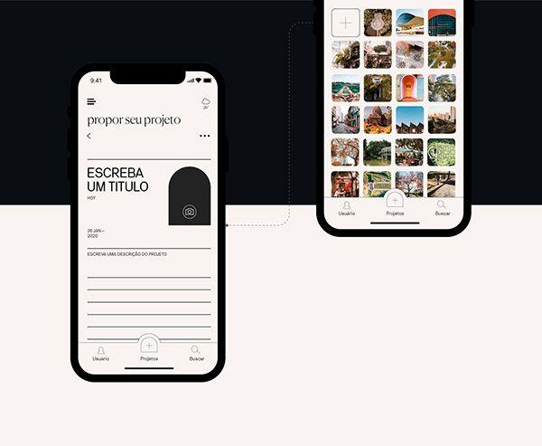 Pin By What On App Fashion City Branding Branding Web Design