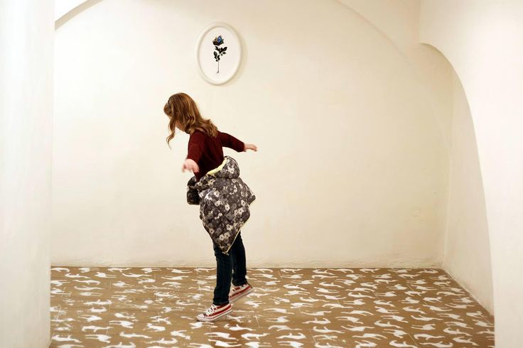 """Fior di Pelle"" - fine art digital print, salt; (foto Roberta Filippelli)"