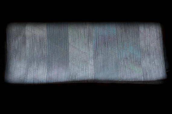 Gray city handwoven wrap