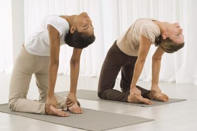 Stretching your spine can help lengthen the muscles that support your posture.