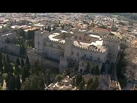 Rhodes Island Rodos Rhodos GREECE (HD-English version) - YouTube