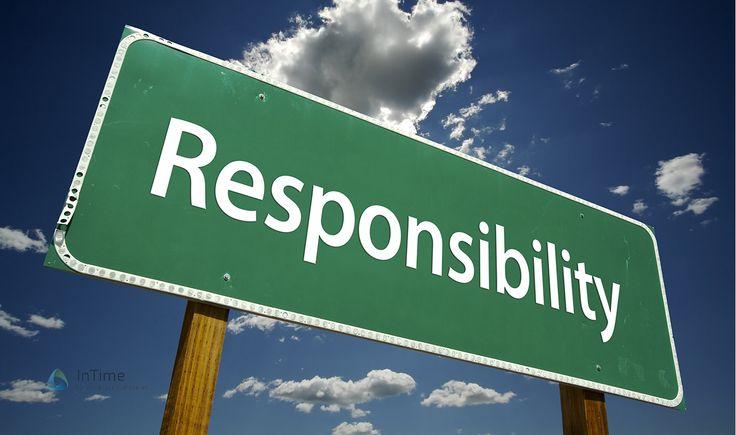 C'è una parola forte e impegnativa che non crea distinzioni tra il Reale e il Virtuale: la Responsabilità. Un concetto molto vasto.