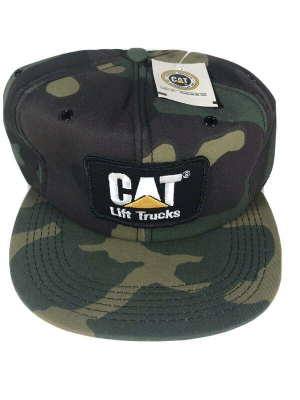Tonkin Cat Lift Trucks Patch Hat Snap Back Sizing Camo Pattern Still Has Tags Hats Ebay Link In 2020 Camo Patterns Hats White Camo