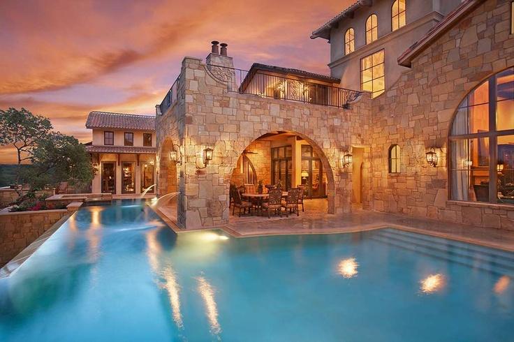 Heyl Homes Luxury Home Gallery: Dreams Houses, Amazing Pools, Luxury Houses, Houses Decor, Luxury Home, Pools Life, Pools Ii, Outdoor Pools, Houses Exterior