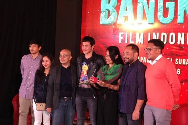 Film Bangkit Mencoba Saingi Film Hollywood