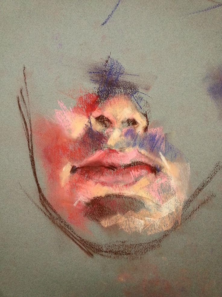 25 Best Ideas About Pastel Portraits On Pinterest Oil