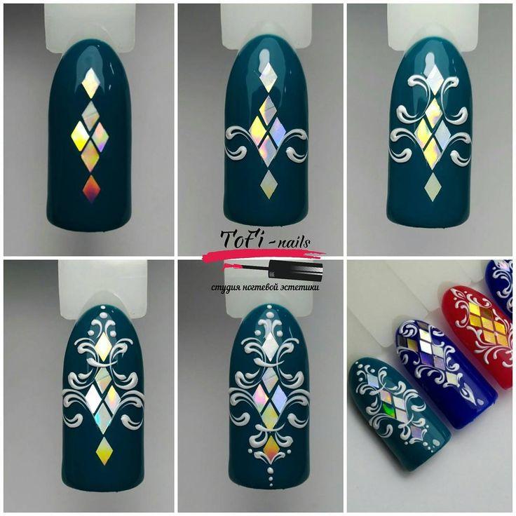 Маникюр | Видеоуроки | Art Simple Nail | ВКонтакте