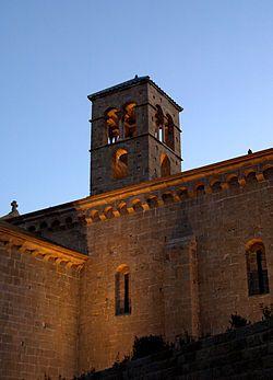 Barcelona Monestir de Sant Benet de Bages