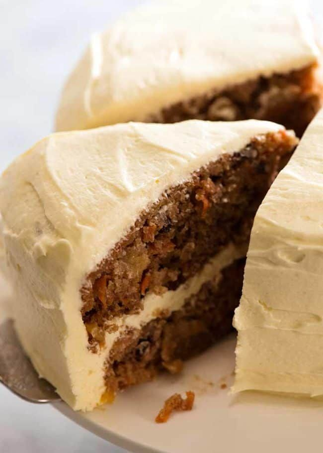 Carrot Cake Recipe In 2020 Desserts Carrot Cake Recipe Carrot Cake Recipe Easy
