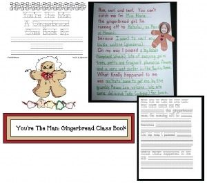 1000+ images about gingerbread theme on Pinterest | Story maps ...