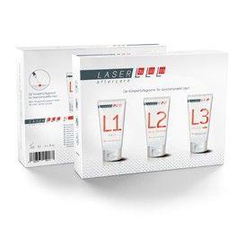 TattooMed® laser aftercare L1L2L3 Box 3x75ml