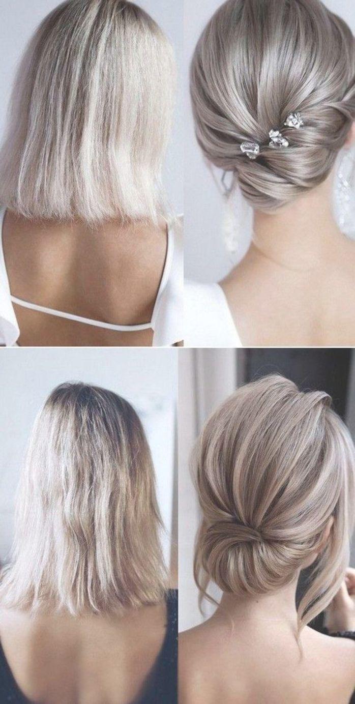 short hair wedding hairstyles design, wedding hairstyles for short