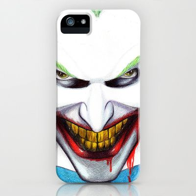 EVIL SMILE (JOKER) $6 OFF Phone Cases + Free Worldwide Shipping Today Only!