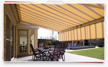 Awnings Range Available - 50% Off Hillarys Blinds