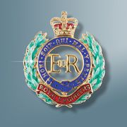 royal brooches | Royal Engineers Brooch | Silver Sappers Sweetheart Brooches