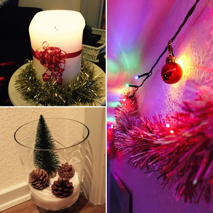 Christmas home made deco
