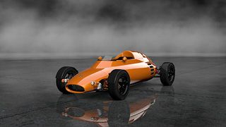 Light Car Company Rocket '07