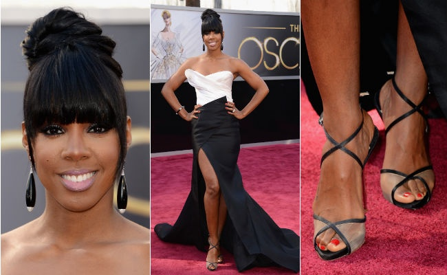 Worst Dressed Oscars Red Carpet 2013 | Styleite