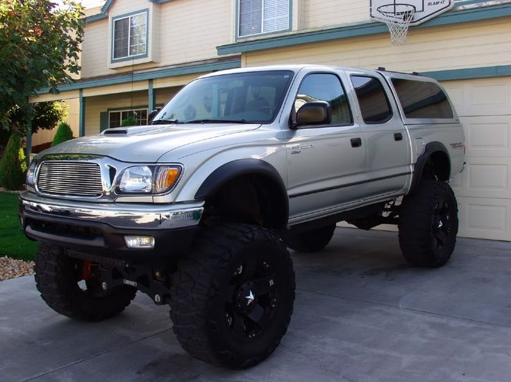 2004 toyota tacoma 4x4 lifted - Google Search