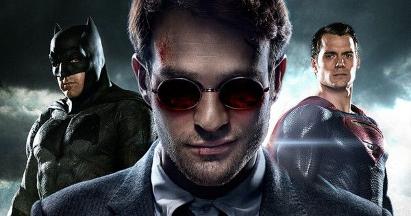 Daredevil contre Batman v Superman