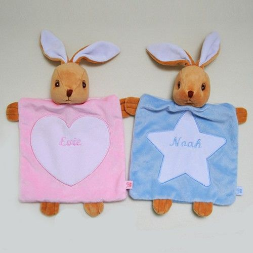 212 best easter gifts images on pinterest easter gift money box personalised bunny comforter from personalised gifts shop only 1499 negle Gallery